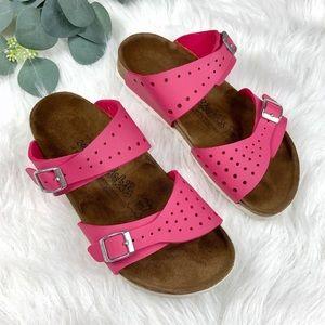 Birki's Birkenstock | Freeport Pink Sandals